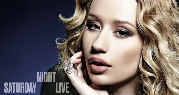 Iggy Azalea Saturday Night Live