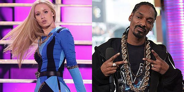 Iggy Azalea slams Snoop Dogg after diss