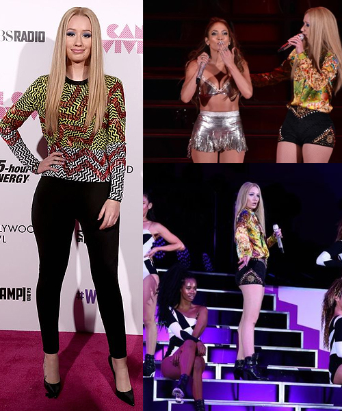 Iggy Azalea We Can Survive 2014