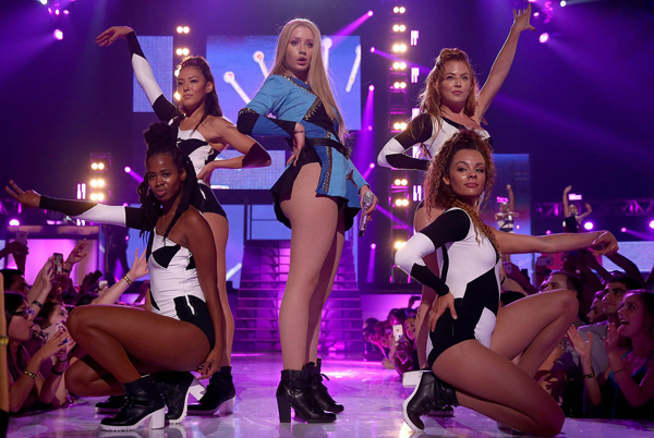 Iggy Azalea VEVO SuperFan Concert October 8