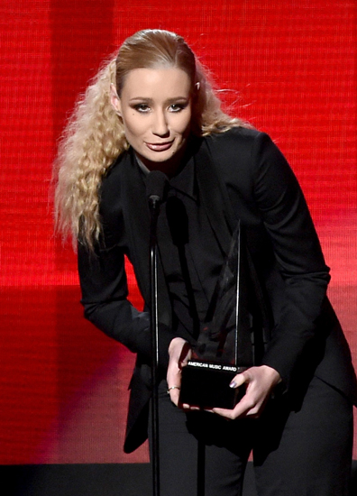 Iggy Azalea 2014 American Music Awards