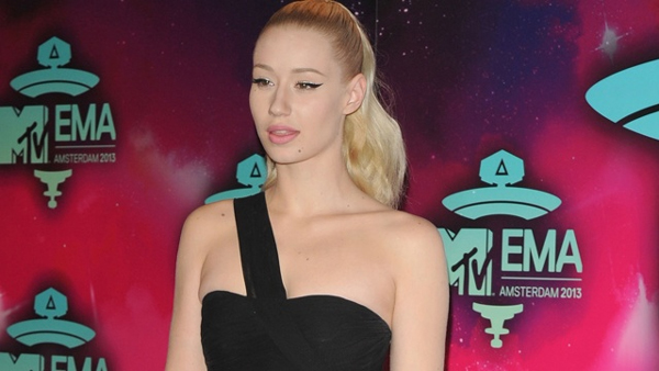 Iggy Azalea MTV European Music Awards