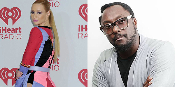 Will.I.Am praises Iggy Azalea