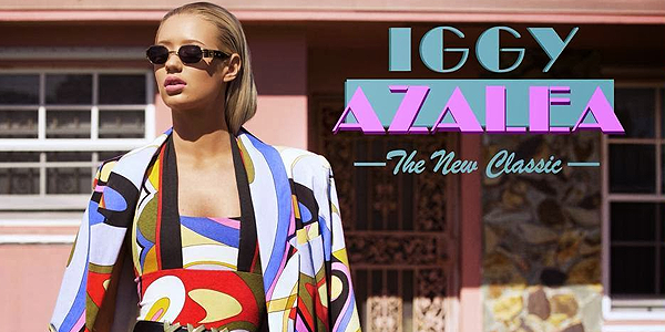 Iggy Azalea The New Classic 2nd Best Selling Hip Hop Album of 2014