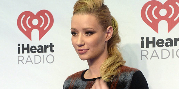 Iggy Azalea iHeartRadio Music Awards 2015