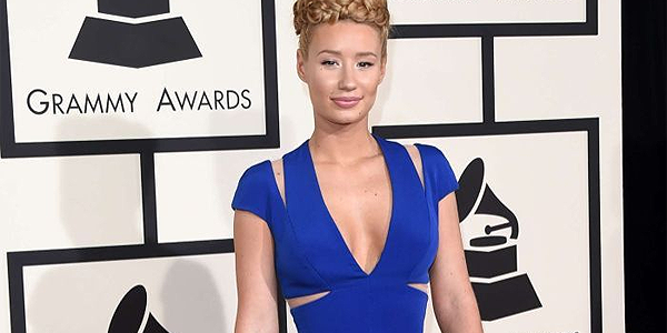 Iggy Azalea says no grammy make her happy