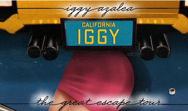 Iggy Azalea Tour gets postponed