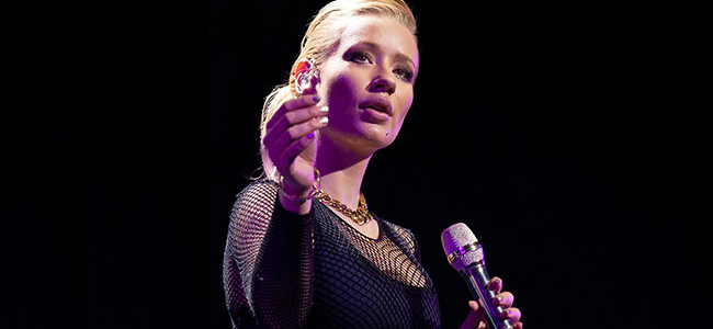 Iggy Azalea's The Great Escape Tour canceled