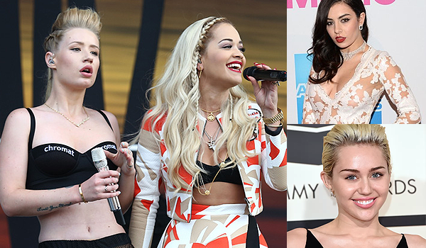 Rita Ora wants Lady Marmalade with Iggy Azalea, Charli XCX and Miley Cyrus